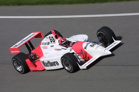 Dallara Oldsmobile 2001