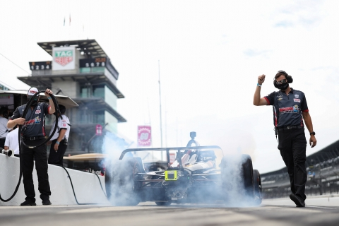VeeKay Indy500.q.04