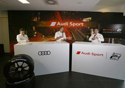 200926 24h Prerace Audi TV