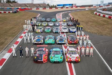 200926 Porsche groepsfoto