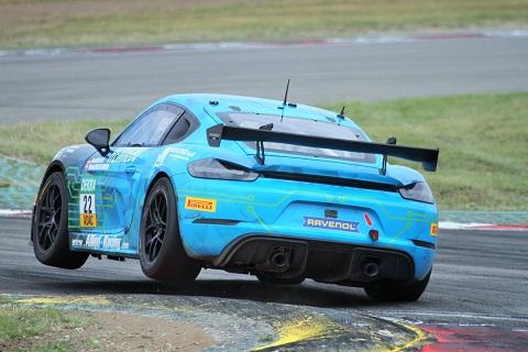 2020 Porsche zege
