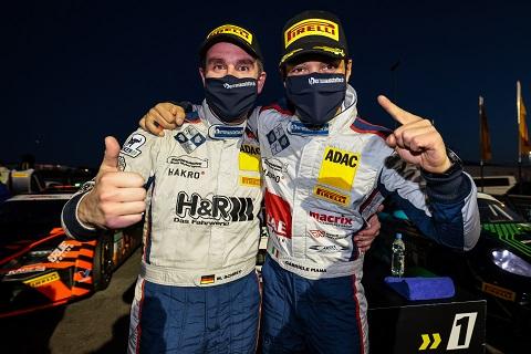 2020 GT4 kampioenen