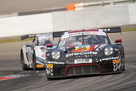 2020 Winnende Porsche