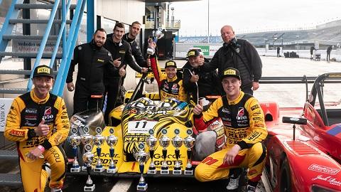 Bert Longin-Stienes Longin-Christoff Corten-Krafft Racing 1