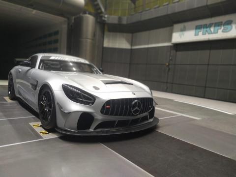 200522 DTM Trophy Mercedes windtunnel
