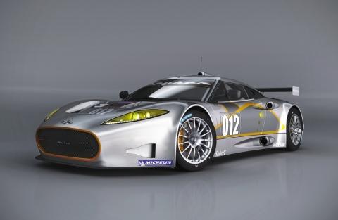 Spyker Aileron GT1 01