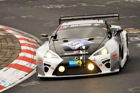 2014 Winner SPX Klasse LFA Code X Akira Lida Juichi Wakasaka 11e algemeen