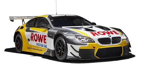 2020 ROWE Racing BMW M6 GT3