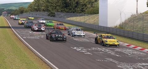 VLNR2 Porsche Cup