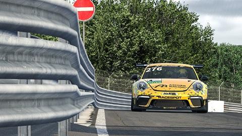2020 Porsche Cup2