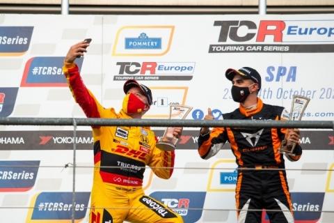 201024 TCR Eurpe podium