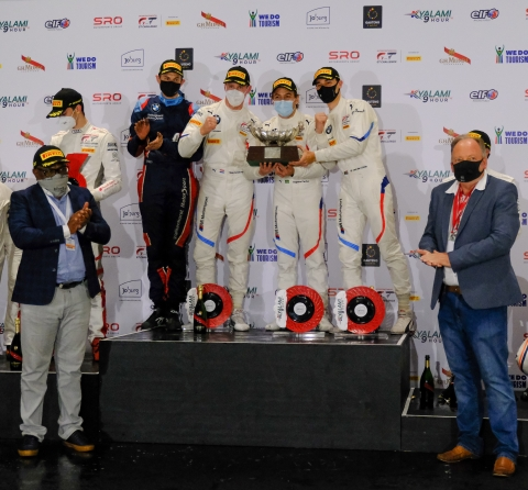 201212 IGTC podium
