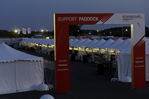 200918 Porsche paddock