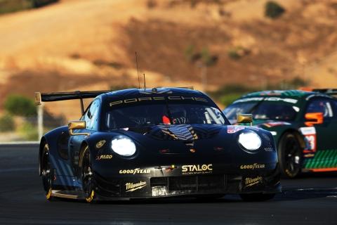 77 Porsche 911 RSR DEMPSEY