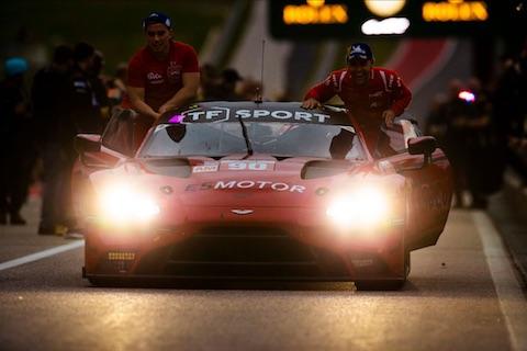 200224 WEC COTA Race Aston AM