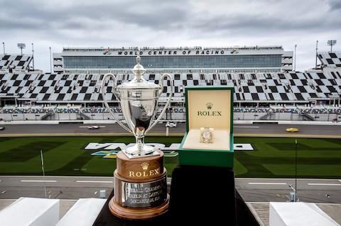 200126 Daytona Finish Rolex