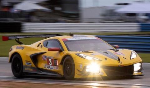 200718 IMSA quali Corvette