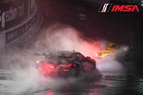 201012 IMSA race Corvette BMW