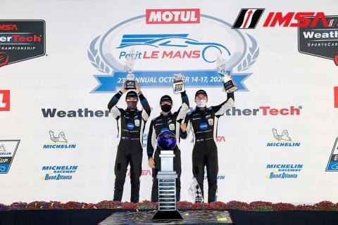 201018 IMSA Race Zande podium