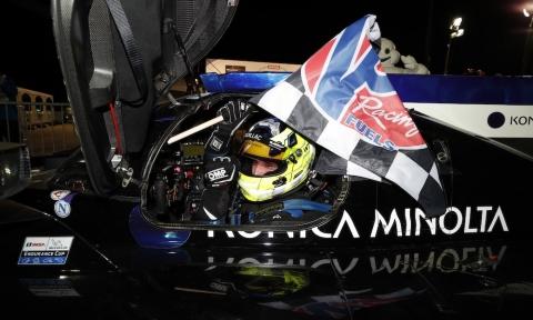 201018 IMSA Zande race vlag