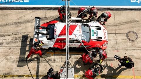 200912 DTM race Rast pits