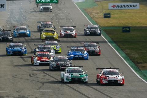 201107 DTM Race Start