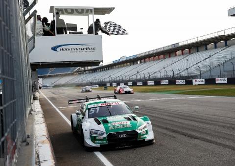201107 DTM Race finish