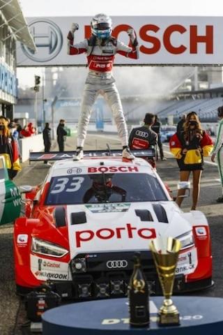 201108 DTM Race Rast dak