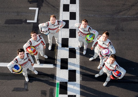 200131 DTM Audi rijders