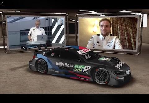 200603 DTM BMW Auer