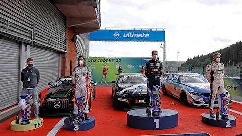 200802 DTM Trophy podium