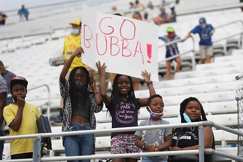 2020 Bubba Wallace Fans