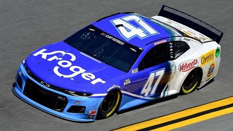 2020 Stenhouse Jr. Pole 62e Daytona 500