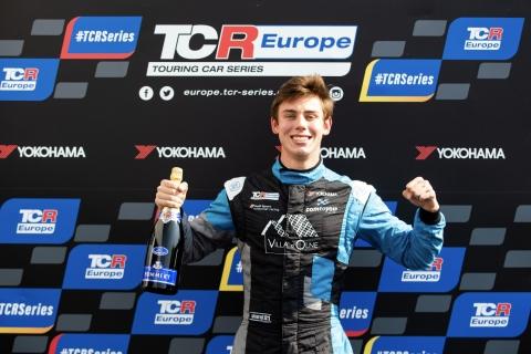2020 TCR Europe Zolder Qualifying 8 Nicolas Baert 97