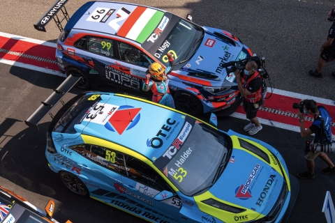 2020 TCR Europe Zolder Race 2 parc ferme 70