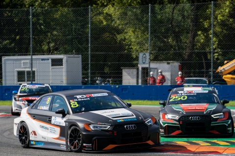 2020 TCR Europe Monza Race 2 8 Nicolas Baert 71