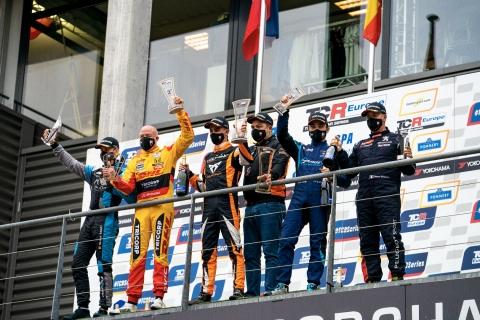 2020 EUR Spa Race 2 podium 67