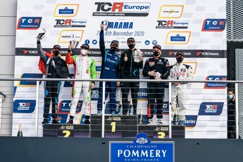 2020 EUR Jarama Race 2 podium 26