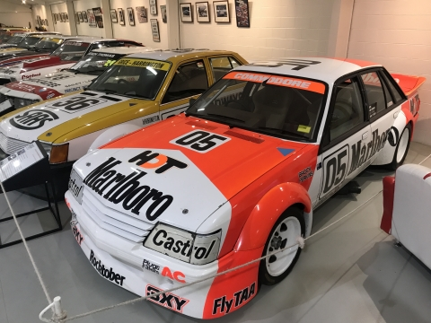 200217 Holden Commodore Museum