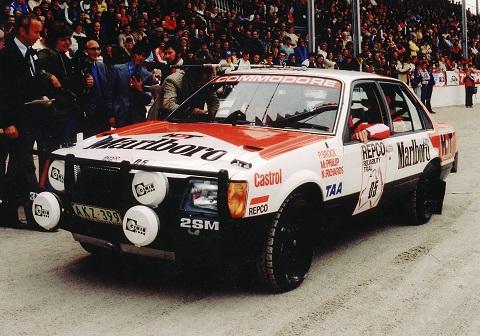 1979 Brock
