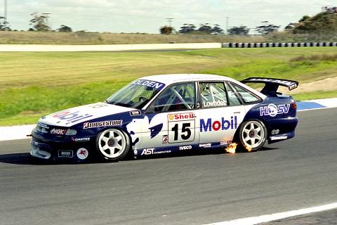 1996 Craig Lowndes Calder