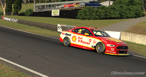 2020 Fabian Coulthard