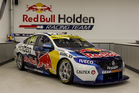 2020 Red Bull Holden 1