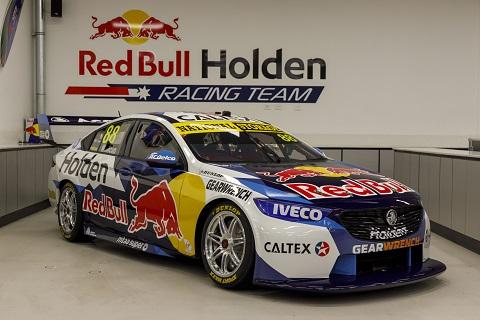 2020 Red Bull Holden 1