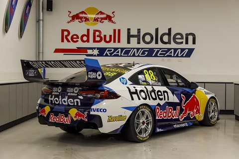 2020 Red Bull Holden 3