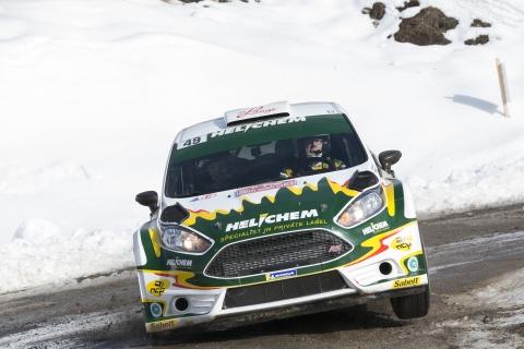 Henk Vossen Rally van Monte Carlo 2020