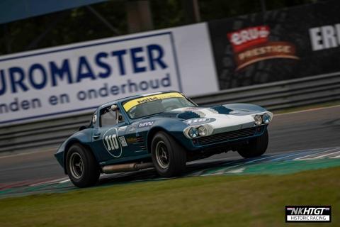 Allard Kalff - Corvette Grand Sport - winner race 1