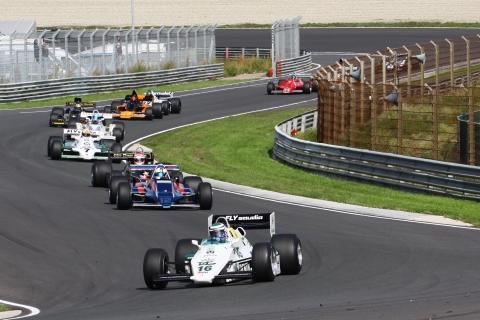 AS F1 start