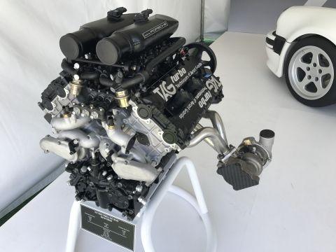 200611 Mezger Porsche F1 Motor