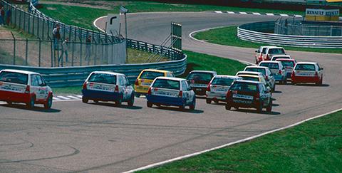 start-ax-race